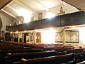 South gallery of St Chad's Church, Poulton-le-Fylde.JPG