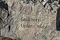 Southern Upland Way rock carving - panoramio.jpg