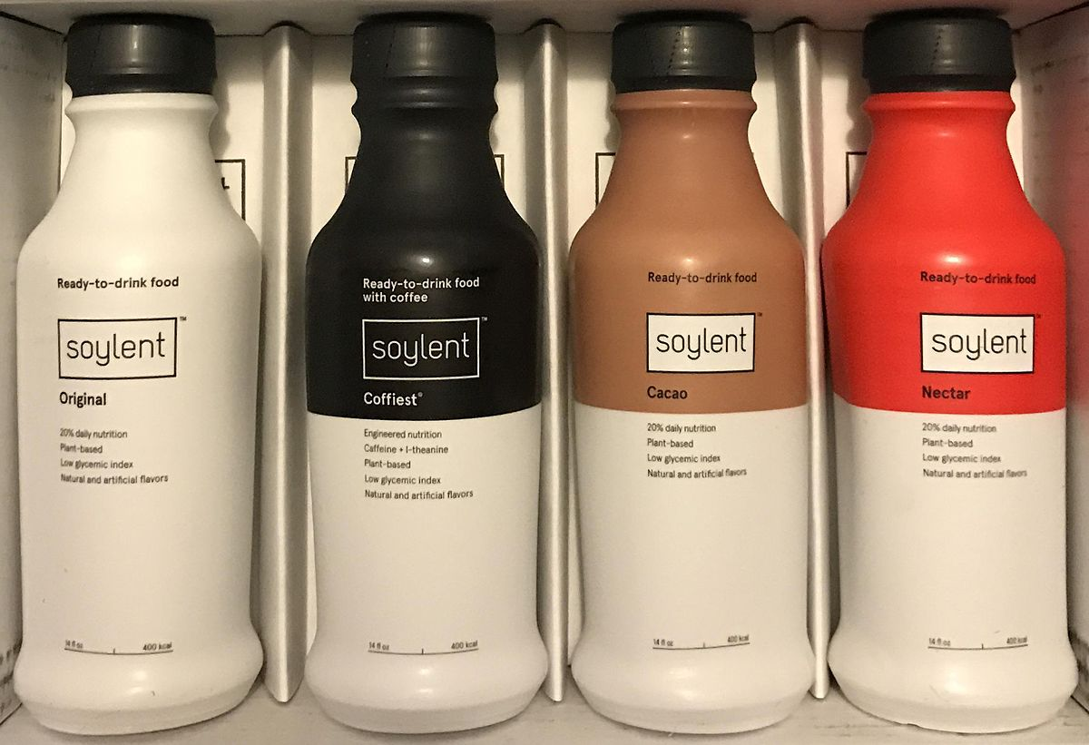 Soylent (meal replacement) - Wikipedia