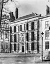 spaanse ambassade, exterieur -