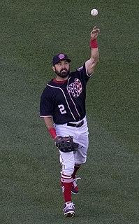 Adam Eaton (outfielder) American baseball player