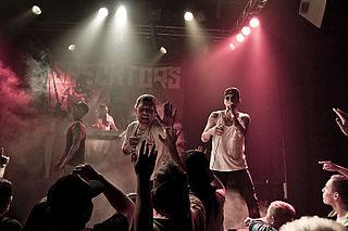 Specktors Danish hip hop group