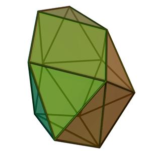 Octadecahedron - Image: Sphenomegacorona