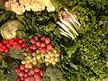 Spinach, grape, radish, curly leaf, geen oinion, DSCF2089.jpg