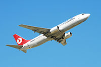 TC-JFC - B738 - Turkish Airlines