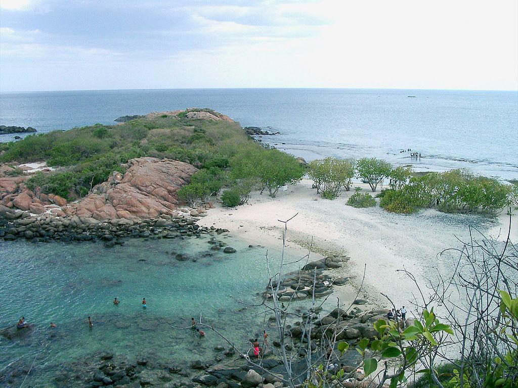 Sri Lanka Pigeon Island Resort