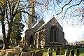 St.Denis' church, Silk Willoughby, Lincs. - geograph.org.uk - 81186.jpg