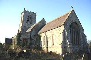 South Muskham - Image: St.Wilfrid's church geograph.org.uk 1089311