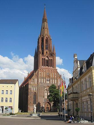 Demmin - St Bartholomew's Church