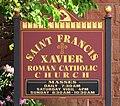 St. Francis Xavier Church - Waterbury, Connecticut 06.jpg