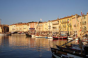 "Saint-Tropez - Saint-Tropez ""le vieux port"" (the old port)"