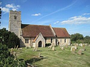 Cavenham - Image: St Andrew's Church, Cavenham