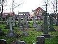 St Annes Parish Church, Graveyard - geograph.org.uk - 632254.jpg