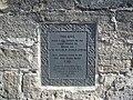 St Aug City Gates plaque01.jpg