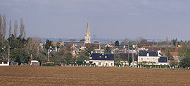 St Laurent-de-Condel village.JPG