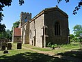 St Lawrence Broughton - geograph.org.uk - 1692240.jpg