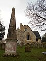St Margaret's Church, Addington 10.jpg