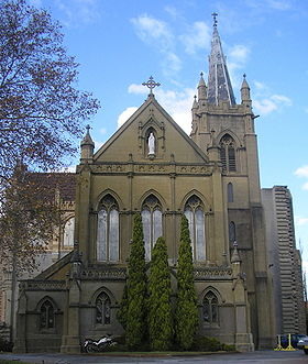 Image illustrative de l'article Cathédrale Sainte-Marie de Perth