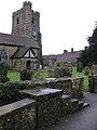 St Mary's Church, Lenham, north porch.jpg