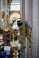 St Mary Redcliffe eagle lectern.JPG
