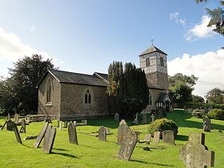 Brimfield, Herefordshire village in United Kingdom