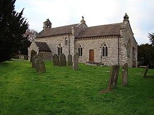 Downholme - St Michael and All Saints, Downholme