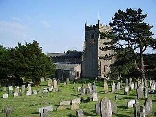 Church in Lancashire, England