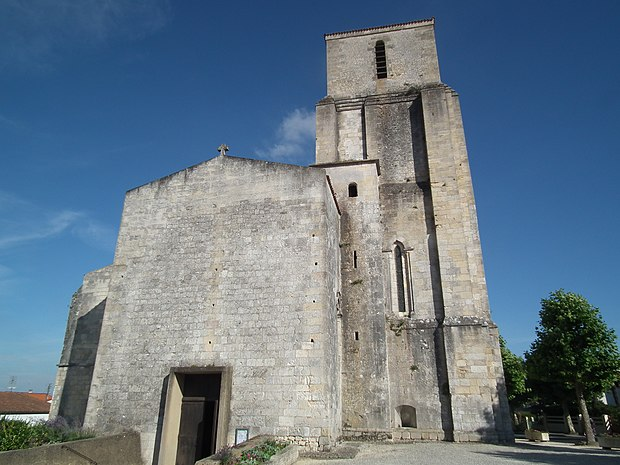 Monument historique à Royan
