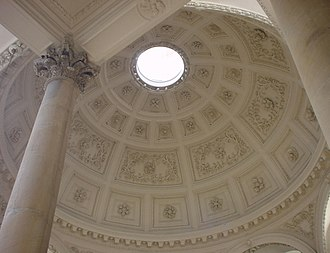 St Stephen Walbrook - Image: St Stephen Church Ceiling