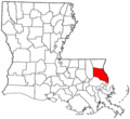 St Tammany Parish Louisiana.png