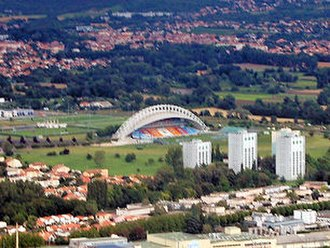 Stade Gabriel Montpied - Image: Stade g montpied clermont