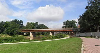 Stadtbrücke Görlitz Zgorzelec 2014 SE.jpg