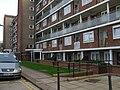 Stafford Cripps House, Clem Attlee Court, SW6 - geograph.org.uk - 1020161.jpg