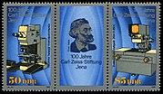 Stamps of Germany (DDR) 1989, MiNr Zusammendruck 3252, 3253