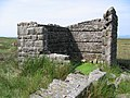 Stanage End - Ruin - geograph.org.uk - 195279.jpg