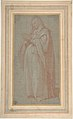Standing Pregnant Woman (Study for the Pregnant Virgin Mary) MET DP809071.jpg