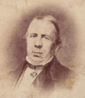 Stanislas Julien - Julien, age 65 (1862)