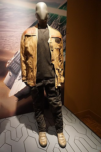 Finn (Star Wars) - Finn's costume from Episode VII