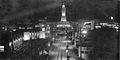 Staro sajmište - Osvetljeno sajmište noću.jpg