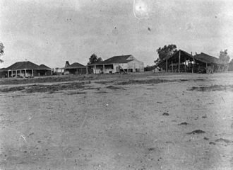 Innamincka Station - Innamincka Station in 1910