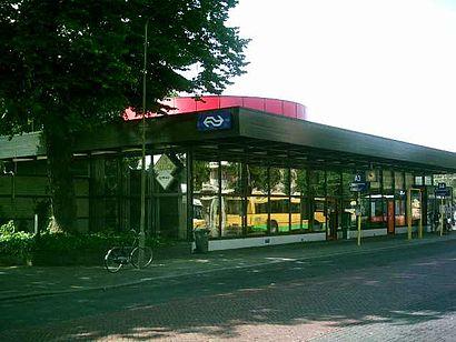 Hoe gaan naar Station Harderwijk met het openbaar vervoer - Over de plek