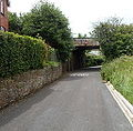 Station Road railway bridge, Shirehampton, Bristol (geograph 3290669).jpg