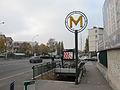 Station métro Maisons-Alfort-Stade - IMG 3654.jpg