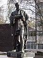 Statue of Robert Peel in Edgbaston, Birmingham.jpg