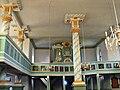 Stavenhagen Kirche innen Orgel.JPG