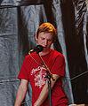 Stefan Wolff (BudZillus) (Traumzeit Festival 2013) IMGP5485 smial wp.jpg