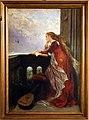 Stefano ussi, donna al balcone.jpg