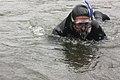 Steve Fraley snorkels for mussels (6921445672).jpg