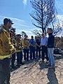 Steve Sisolak and Gavin Newsom visits fire crews at Tamarack Fire - 2021-07-28.jpg