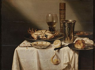 Still Life with Crab